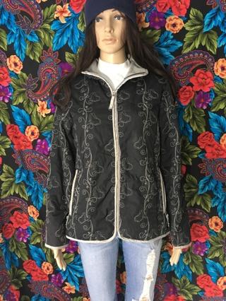 Women's Nice Jacket Black Coat
