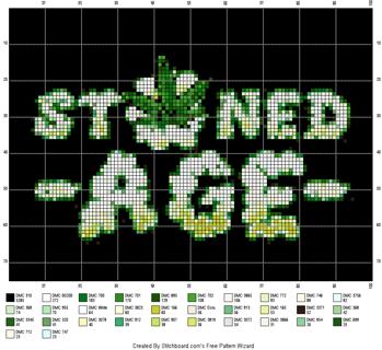 stoned age pattern 24
