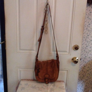 Vintage FOSSIL Purse in GUC