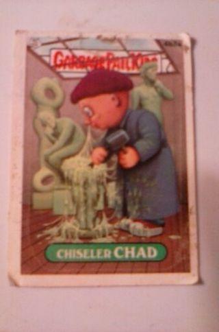 1988 garbage pail kids card