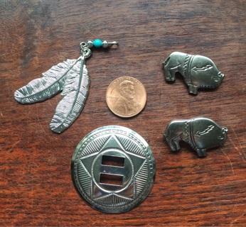 Southwestern Charms Embellishments