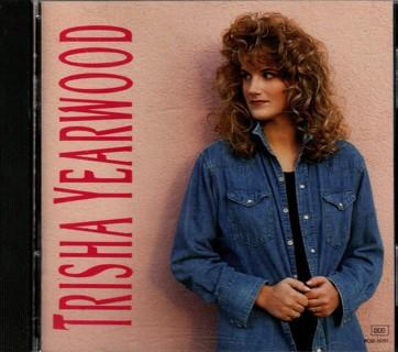 Trisha Yearwood - Self-Titled CD