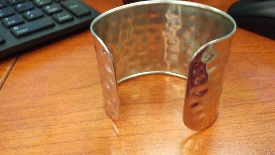 Metal Band Bracelet