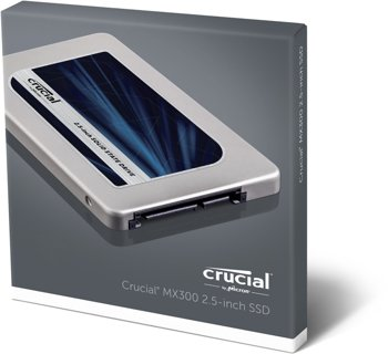 Computer Crucial 525GB Solid State Drive NEW LQQK laptop hard drive SSD!