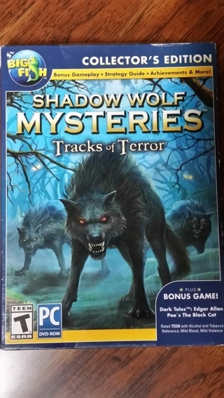 Shadow Wolf Mysteries Tracks of Terror PC Game