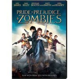 PRIDE AND PREJUDICE AND ZOMBIES VUDU HD INSTAWATCH