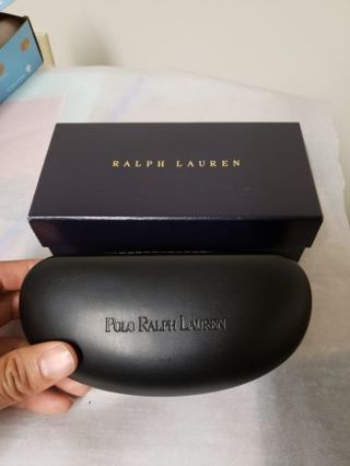 Ralph Lauren Polo Glasses Case