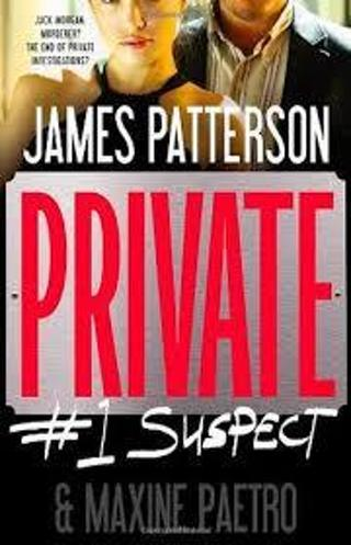 Private: #1 Suspect (Private #3) by James Patterson (TPB/GC) #LLP11CL