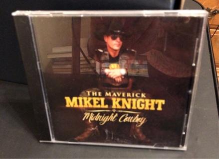 The Maverick Mikel Knight Midnight Cowboy CD