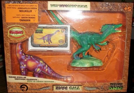 Dino Dan 4 Pack