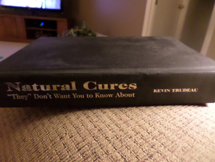 free natural cures they don 39 t want you to know about by kevin trudeau textbooks education. Black Bedroom Furniture Sets. Home Design Ideas