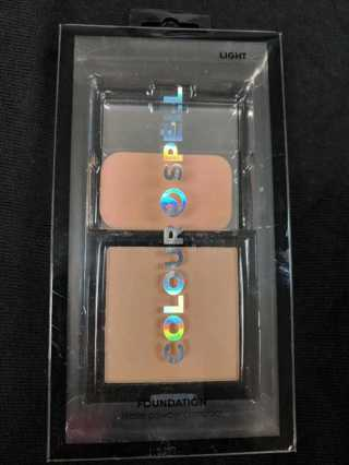 NIP!! COLOUR SPELL LIGHT Foundation Matte Powder Compact