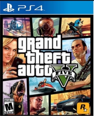 Grand Theft Auto 5 for PS4 - Brand Nee