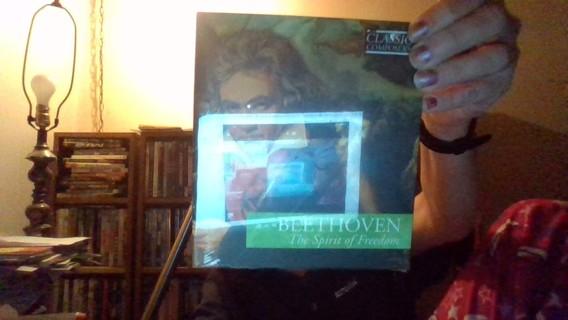 BNIP Beethoven The Spirit Of Freedom CD