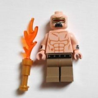 New Mutant Leader Super Heroes Minifigure Building Toys Custom Lego