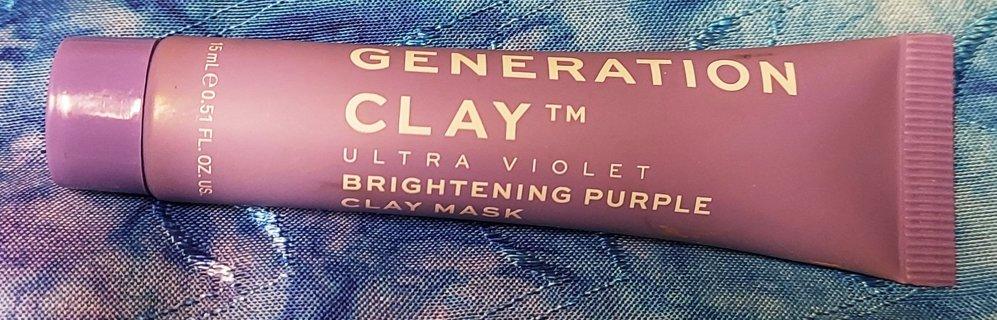 GENERATION CLAY 15mL tube