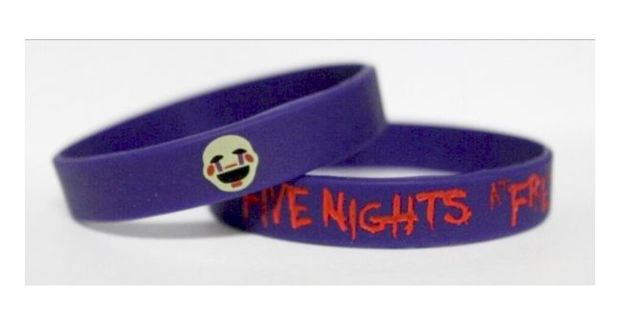 1 Five Nights at Freddy's Wrist Band PUPPET bracelet wristband Video Game JEWELRY GIN=FAST SHIPPING