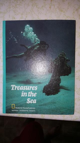 Nat. Geo. Society's Treasures of the Sea