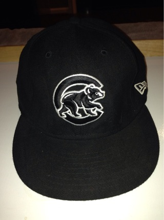 Free  Chicago Cubs New Era Flat Bill 7 3 8 59FIFTY Hat - Other Men s ... bc282251a8e1
