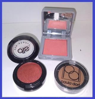 3 High End Beauty Items- Bang Blush, Paula Dorf Dirty Li'l Secrets
