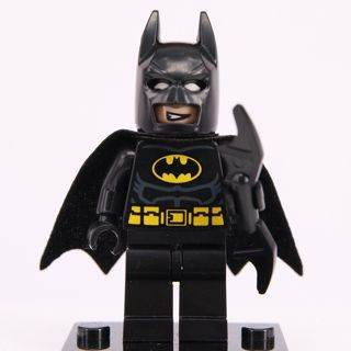 Batman Minifigure Building Toys Custom Lego