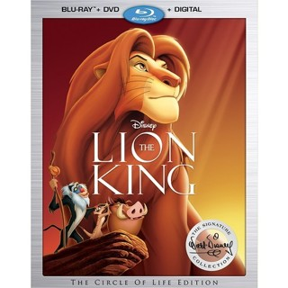 """Disney's """"The Lion King (Signature Collection Edition) (1994)"""" Google Play Code Only, No DMR"""