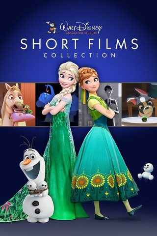 Walt Disney Short Film Collection HD Google Play Digital Code