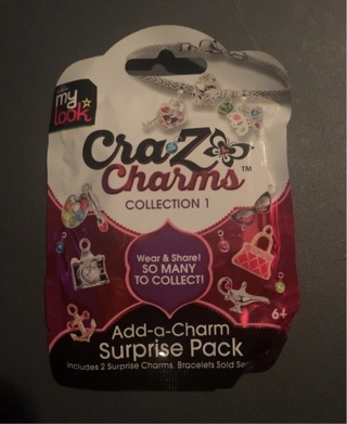 Cra-Z-Charms (surprise gift included)