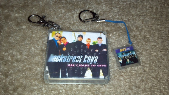 Clip Art Hitclip free backstreet boys musical keychain all i have to give hit clip gift