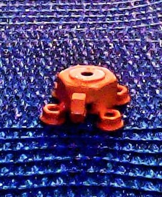 orange nut and bolt turtle