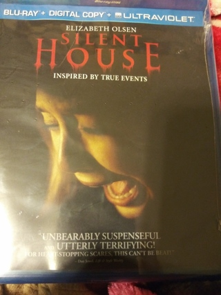 Silent House BR+DIG COPY UV Fact Sealed