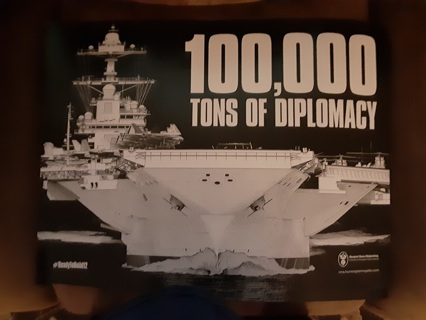 100,000 tons of Deplomacy