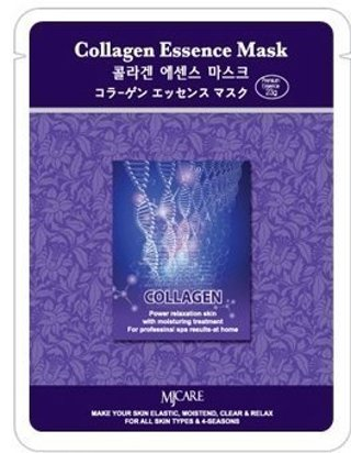 MJCARE NEW Essence Facial Mask - Collagen Essence with Coenzyme Q10