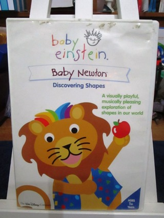 Baby Einstein: Discovering Shapes - DVD