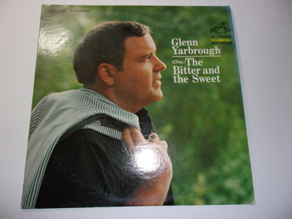 Glenn Yarbrough-The Bitter and the Sweet-RCA Victor LSP 3951-LP Exc