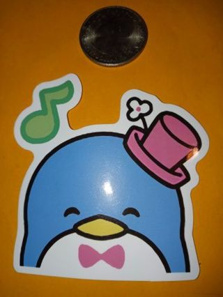 Kawaii big Cute vinyl sticker no refunds regular mail only Very nice no lower