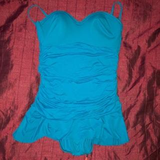 Calvin Klein Bathing Suit 1 piece 12