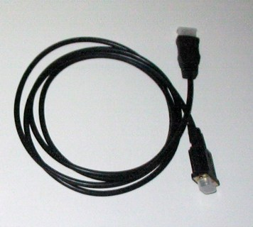 HDTV HDMI to VGA HD15 Adapter Cable 6ft 1.8M
