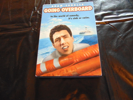 Going Overboard dvd