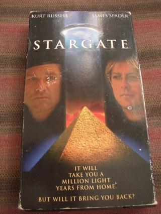 VHS Stargate