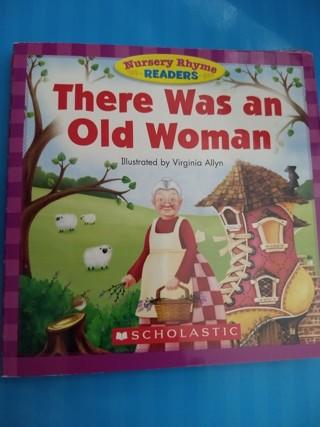 #6 set of Nursery Rhyme Readers