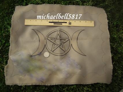 ***Hand Crafted Altar Cloth!!!***Please Read Carefully***