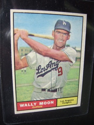 Free: 1961 - TOPPS NRMT - MINT BASEBALL CARD NO  325 - WALLY