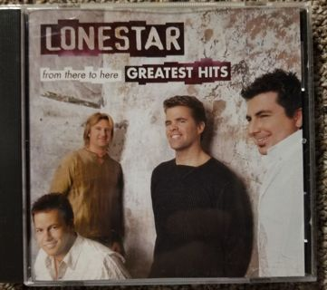 Lonestar. From Here to There Greatest Hits CD