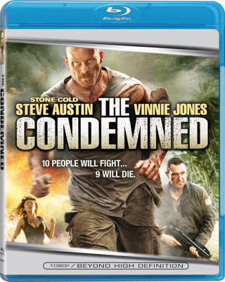 The Condemned (Digital HD Download Code Only) **Steve 'Stone Cold' Austin** **Vinnie Jones**