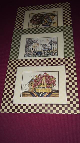 Notecards - Laurie Korsgaden Watercolors