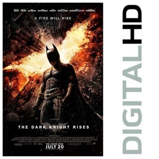 ✯The Dark Knight Rises (2012) Digital HD Copy/Code✯