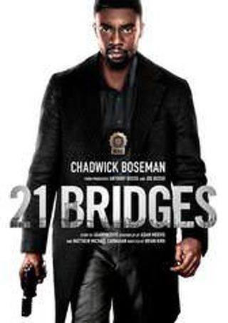 ***iTunes Only*** Movie Code for 21 Bridges HD (High Definition)