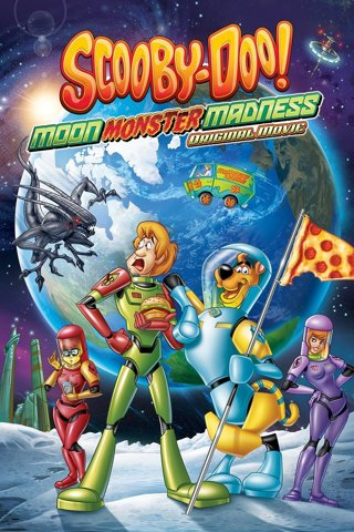 Scooby-Doo Moon Monster Madness HD Code