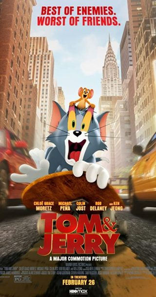 TOM & JERRY: THE MOVIE (2021) HD - Digital - Movies Anywhere